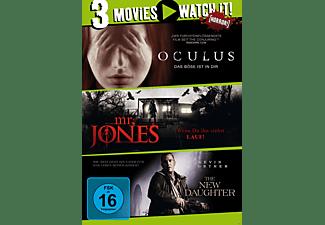 3er Collection: Oculus + Mr. Jones + New Daughter DVD