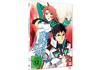 The Irregular at Magic Highschool - Vol. 4: Yokohama Disturbance DVD