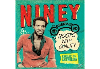 Niney The Observer & Various - Roots With Quality-Reggae Anthology - (CD)