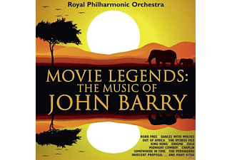 Rpo - Movie Legends - (CD)