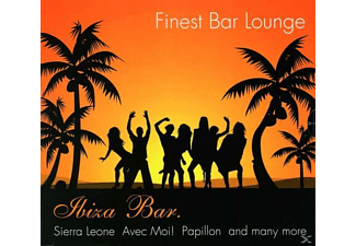 VARIOUS - Finest Bar Lounge-Ibiza Bar..  - (CD)