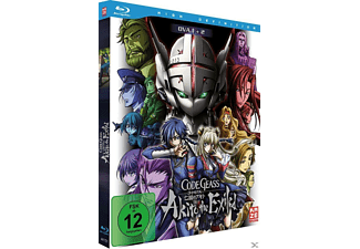 Code Geass: Akito the Exiled - (OVA 1+2) Blu-ray