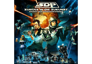 SDP - Zurück In Die Zukunst (Neue Premium Edt.)  - (CD + DVD Video)