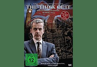 The Thick of It - Der Intrigantenstadl: Season 1 & 2 DVD