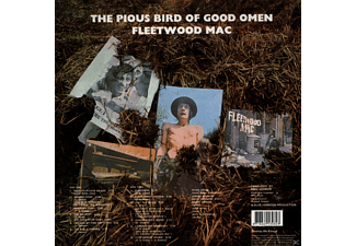 Fleetwood Mac - The Pious Bird Of Good Omen  - (Vinyl)