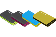 REALPOWER PB-6k Color Edition Powerbank 6000 mAh Farbauswahl nicht möglich