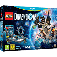 LEGO DIMENSIONS LEGO Dimensions Wii U Starter-Pack