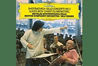 Mstislav Rostropovich, Boston Symphony Orchestra - CELLO CONCERTO NO.2 [Vinyl]