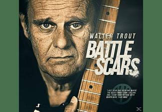 Walter Trout - Battle Scars  - (CD)