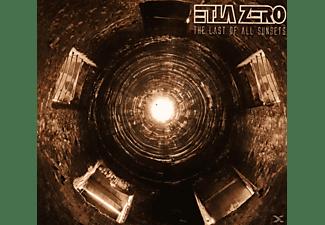 Etta Zero - The Last Of All Sunsets  - (CD)