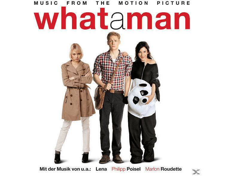 VARIOUS, OST/VARIOUS - What a Man - Filmmusik (CD) [CD]