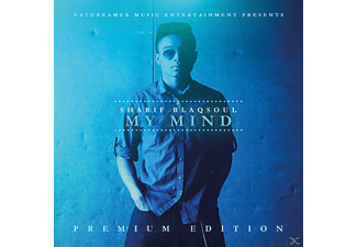 Sharif Blaqsoul - My Mind  - (CD)