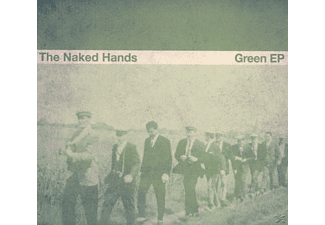 The Naked Hands - Green Ep  - (CD)