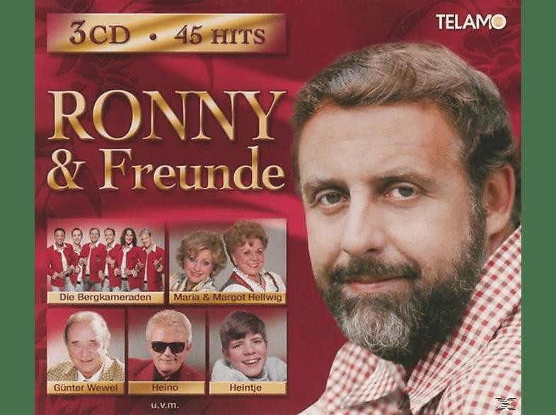 VARIOUS - Ronny & Freunde [CD]