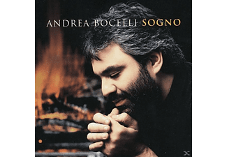 Andrea Bocelli - Sogno (Remastered 2LP)  - (Vinyl)