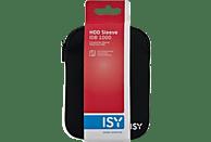 ISY IDB-1000 HDD   Festplatten Hülle, Schwarz