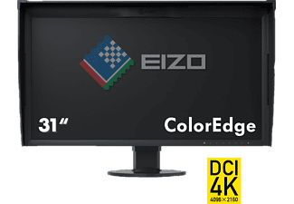 EIZO CG318-4 K 31,1 Zoll UHD 4K Grafik Monitor (9 ms Reaktionszeit, 60 Hz)