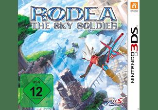 Rodea the Sky Soldier - [Nintendo 3DS]