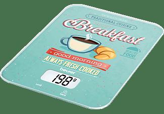 BEURER KS 19 Breakfast Küchenwaage (Max. Tragkraft: 5 kg, Standwaage)