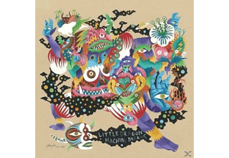 Little Dragon - Machine Dreams - (Vinyl)