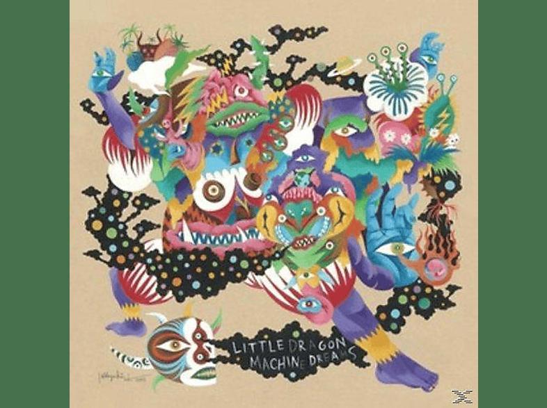 Little Dragon - Machine Dreams [Vinyl]