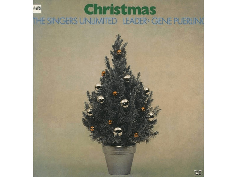 The Singers Unlimited - Christmas [Vinyl]