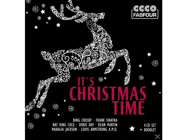 VARIOUS - It's Christmas Time [CD]