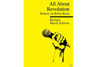 VARIOUS - All About - Reclam Musik Edition - Revolution  - (CD)