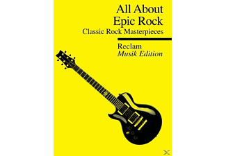 VARIOUS - All About - Reclam Musik Edition - Epic Rock  - (CD)