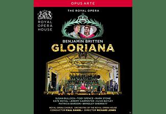 VARIOUS, Orchestra Of The Royal Opera House, Royal Opera Chorus - Gloriana  - (Blu-ray)