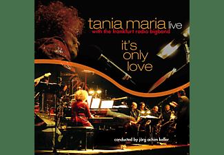 Tania Maria, Frankfurt Radio Bigband - It's Only Love  - (LP + Bonus-CD)