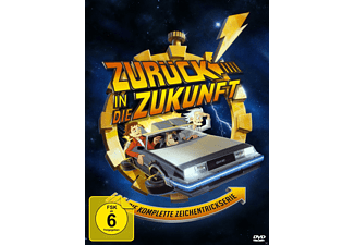 Zurück in die Zukunft - Die komplette Zeichentrickserie DVD