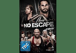 WWE - No Escape 2015 DVD