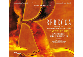 Original Cast Wien, Michael Kunze - Rebecca-Das Musical-Gesamt  - (CD)