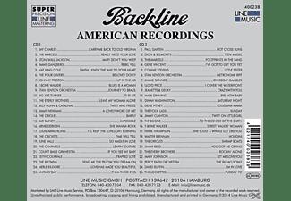 VARIOUS - Backline Vol.238  - (CD)