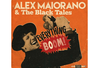 Alex & The Black Tales Maiorano - Everything Boom (12'' Vinyl)  - (Vinyl)