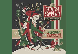 Brian Orchestra Setzer - Rockin' Rudolph  - (CD)