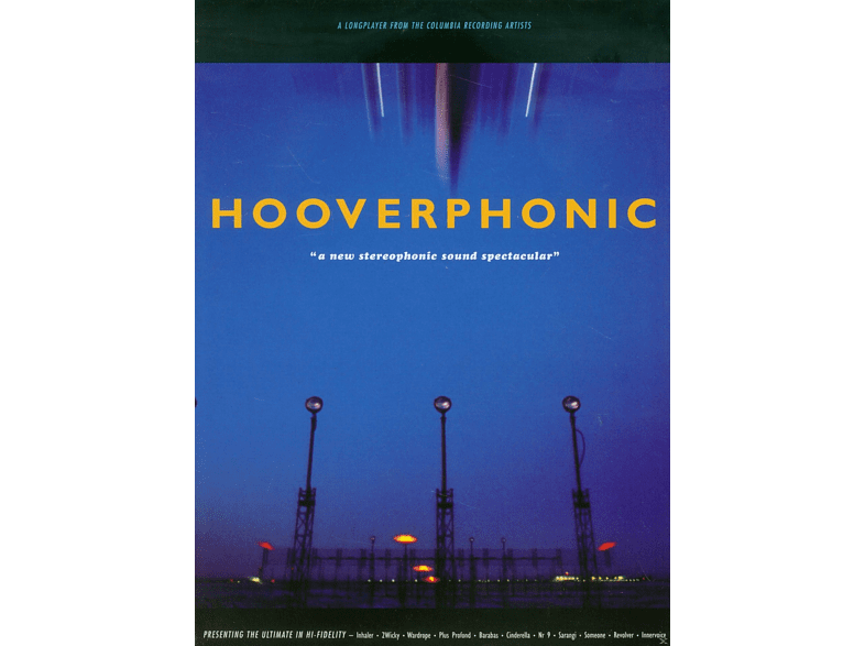 Hooverphonic - A New Stereophonic Sound... [Vinyl]