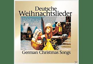 VARIOUS - German Christmas Songs  - (CD)