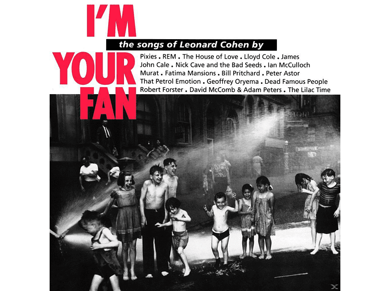 VARIOUS - I'm Your Fan (Tribute To Leonard Cohen) [Vinyl]