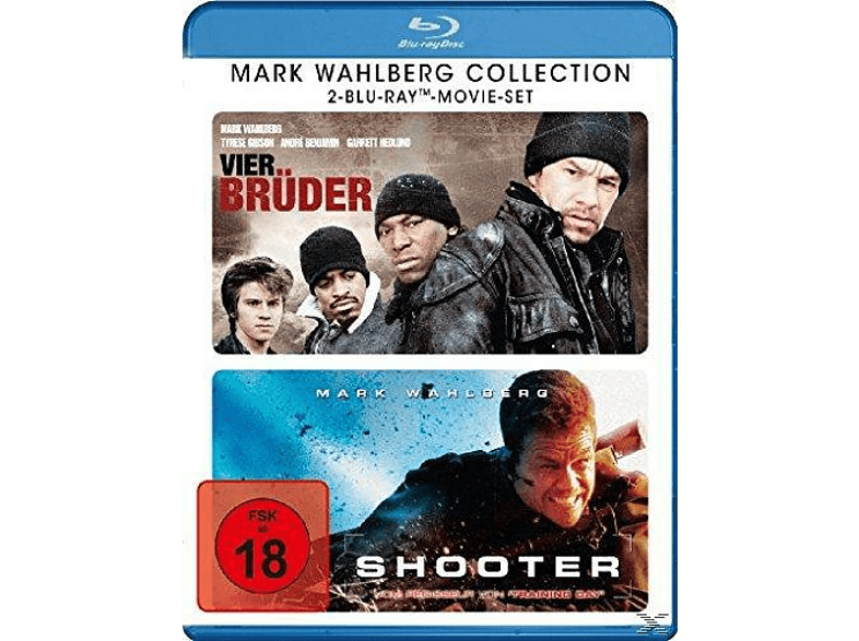 Mark Wahlberg Collection [Blu-ray]