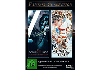 Fantasy Collection: Robin Hood - Ghosts of Sherwood/ To the Ends of Time DVD