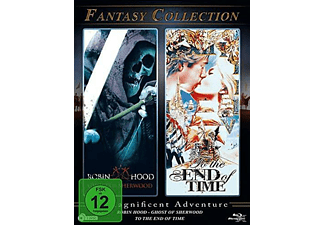 Fantasy Collection: Robin Hood - Ghosts of Sherwood 3D/ To the Ends of Time Blu-ray