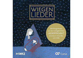 VARIOUS - Wiegenlieder-Box  - (CD)