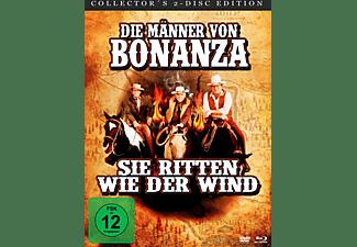 Die Männer von Bonanza, sie ritten wie der Wind Blu-ray + DVD