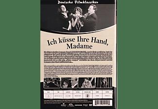 Ich küsse ihre Hand, Madame DVD