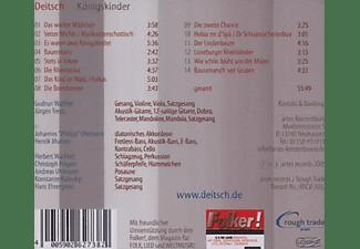 Deitsch - Königskinder  - (CD)
