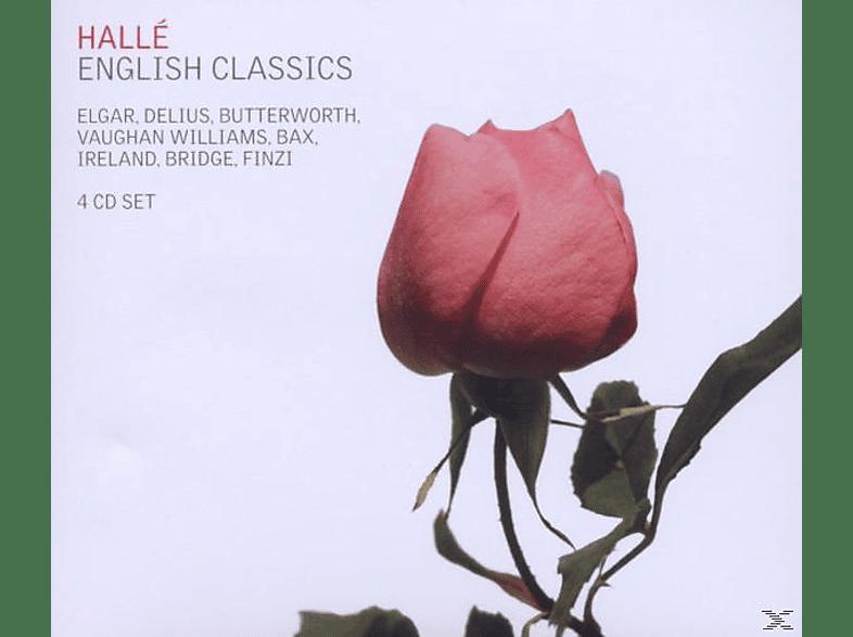 The Halle Orchestra, Mark Elder - English Classics [CD]