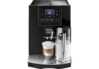 DELONGHI ESAM 5556 B Kaffeevollautomat Silber/Schwarz