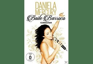 Daniela Mercury - Baile Barroco-No Carnaval Da Bahia  - (DVD)